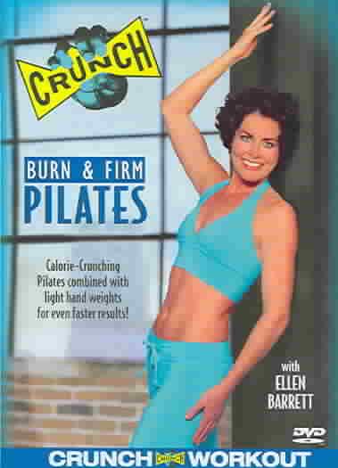 CRUNCH:BURN & FIRM PILATES BY HOGAN,KENDALL (DVD)