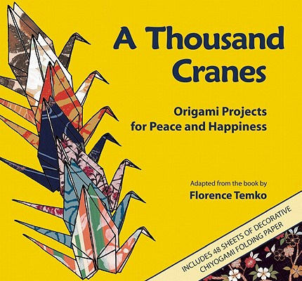 A Thousand Cranes By Temko, Florence
